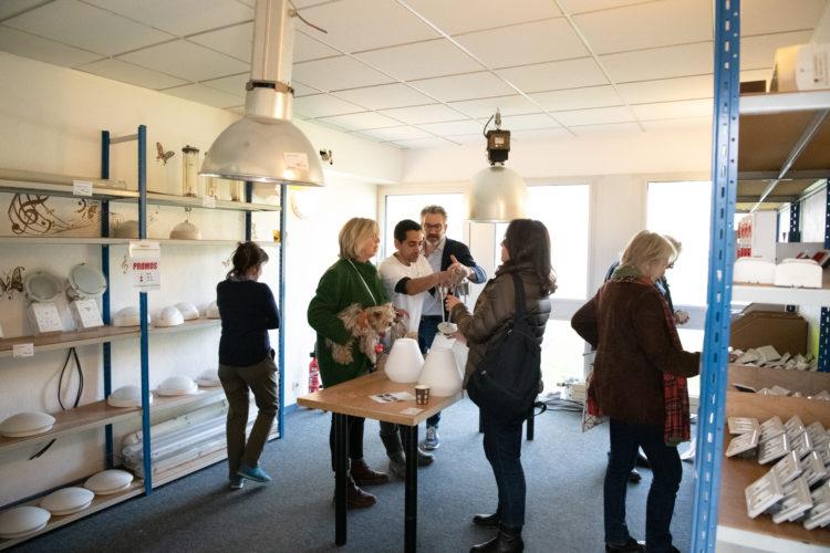 L'ouverture de la boutique RenouVo de Châtenay-Malabry